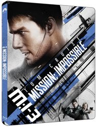 Mission: Impossible 3 (4K ULTRA HD+BLU-RAY) (2 BLU-RAY) - STEELBOOK