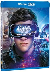 Ready Player One: Hra začíná (2D+3D) (2 BLU-RAY)