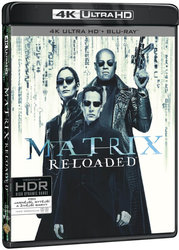 Matrix: Reloaded (4K ULTRA HD+BLU-RAY+BD BONUS) (3 BLU-RAY)