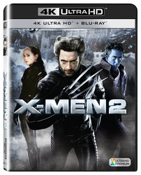 X-Men 2 (4K ULTRA HD+BLU-RAY) (2 BLU-RAY)