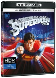 Superman: Film (4K ULTRA HD+BLU-RAY) (2 BLU-RAY) - 2 verze filmu