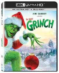 Grinch (4K ULTRA HD+BLU-RAY) (2 BLU-RAY)