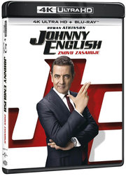 Johnny English znovu zasahuje (4K ULTRA HD+BLU-RAY) (2 BLU-RAY)