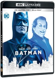Batman (4K ULTRA HD+BLU-RAY) (2 BLU-RAY)