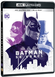 Batman se vrací (4K ULTRA HD+BLU-RAY) (2 BLU-RAY)