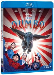 Dumbo (2019) (BLU-RAY) - hraný film