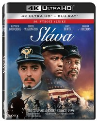 Glory - Sláva (4K ULTRA HD+BLU-RAY) (2 BLU-RAY)