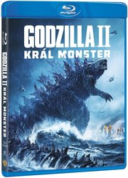 Godzilla 2: Král monster (BLU-RAY)