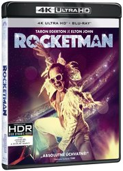 Rocketman (4K ULTRA HD+BLU-RAY) (2 BLU-RAY)
