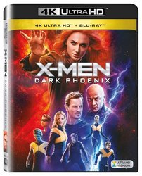 X-Men 7: Dark Phoenix (4K ULTRA HD + BLU-RAY) (2 BLU-RAY)