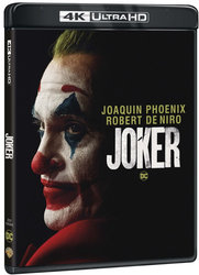 Joker (4K ULTRA HD + BLU-RAY) (2 BLU-RAY)