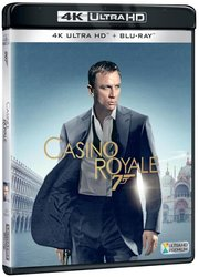 Casino Royale (4K ULTRA HD + BLU-RAY) (2 BLU-RAY)