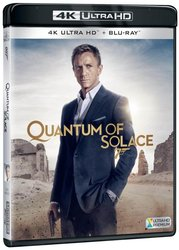 Quantum of Solace (4K ULTRA HD + BLU-RAY) (2 BLU-RAY)