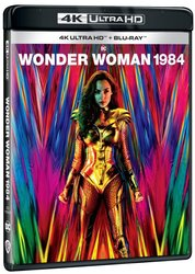 Wonder Woman 1984 (4K ULTRA HD + BLU-RAY) (2 BLU-RAY)