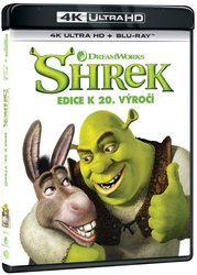 Shrek (4K ULTRA HD + BLU-RAY) (2 BLU-RAY)
