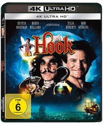 Hook (4K ULTRA HD BLU-RAY) - DOVOZ