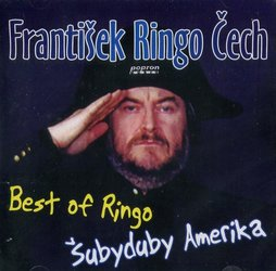 František Ringo Čech - best of Ringo (CD)