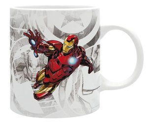 Hrnek Iron Man 320ml