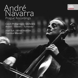 André Navarra - Prague Recordings (5 CD)