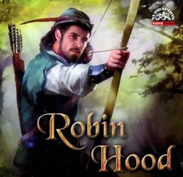 Robin Hood, Různí interpreti (2 CD) - audiokniha