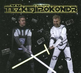 Težkej Pokondr - Star Boys (LP)