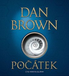 Počátek, Dan Brown (2 CD) (MP3-CD)