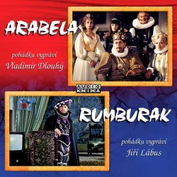 Arabela a Rumburak, Dlouhý, Lábus (MP3-CD) - audiokniha