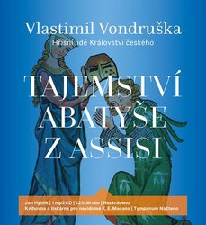 Tajemství abatyše z Assisi (MP3-CD) - audiokniha