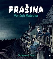 Prašina (MP3-CD) - audiokniha