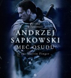 Meč osudu, Sapkowski, Martin Finger (2 MP3-CD) - audiokniha