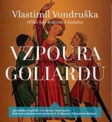Vzpoura goliardů (MP3-CD) - audiokniha