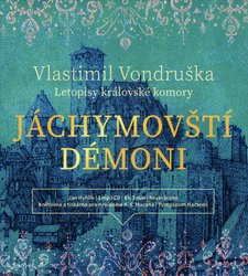 Jáchymovští démoni (MP3-CD) - audiokniha