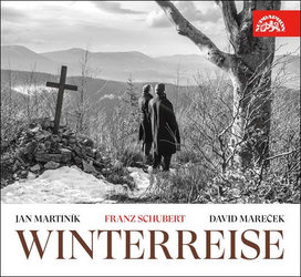 Franz Schubert: Winterreise, Jan Martiník, David Mareček (CD)