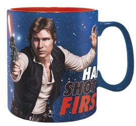 Hrnek Star Wars - Han Solo 460ml