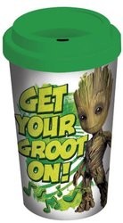 Hrnek Guardians Of The Galaxy Vol. 2 - Get Your Groot On cestovní 340 ml