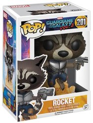 Figurka Funko POP! Guardians of the Galaxy 2 - Rocket Raccoon