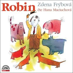 Robin (CD-MP3) - audiokniha