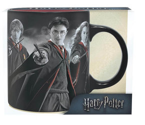 Hrnek Harry Potter - Harry, Ron, Hermiona 320 ml