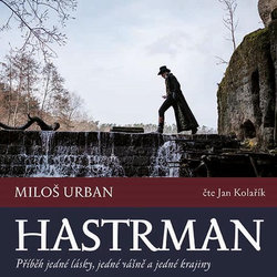 Hastrman (MP3-CD), Urban, čte Jan Kolařík (2 MP3-CD) - audiokniha