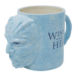 Hrnek Hra o trůny - Night King 1000 ml