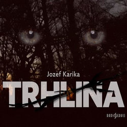 Trhlina (MP3-CD) - audiokniha