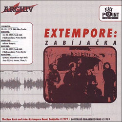 The New Rock And Jokes Extempore Band: Zabíjačka (CD)