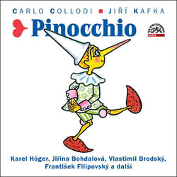 Pinocchio (CD) - audiokniha