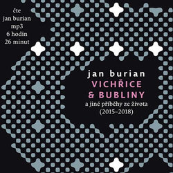 Vichřice a bubliny (MP3-CD) - audiokniha