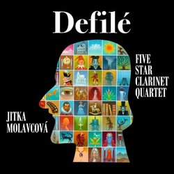 Five Star Clarinet Quartet: Defilé (CD)