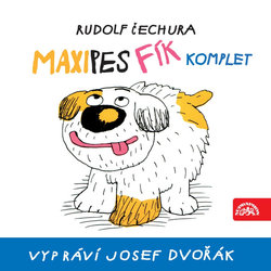 Maxipes Fík - komplet (3 CD) - audiokniha