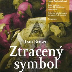 Ztracený symbol (2 MP3-CD) - audiokniha