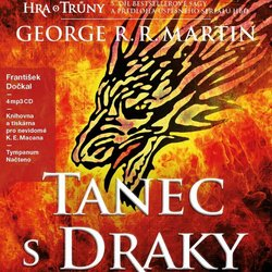 Hra o trůny 5 - Tanec s draky (5 MP3-CD) - audiokniha