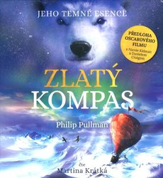 Zlatý kompas (2 MP3-CD) - audiokniha