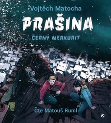 Prašina - Černý merkurit (MP3-CD) - audiokniha
